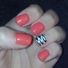 gel shellac nails | Gel nails Shellac nails