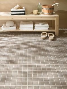 kylpyhuone - lattialaatat - moderni | ABL-Laatat Apartment Living, Tile Floor, Toilet, Sweet Home, Beige, Shower, The Originals, Bathroom, Inspiration
