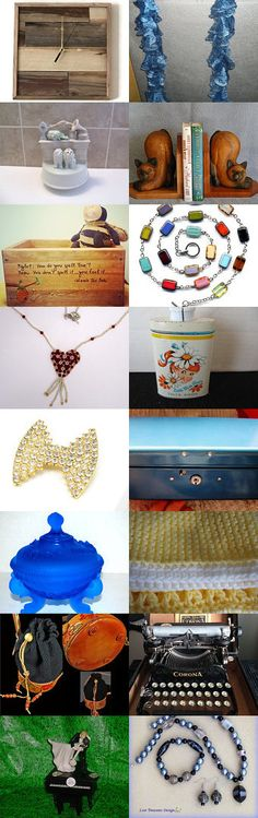 TeamVintageUSA Tuesday Blitz 1X by Karen Blevins on Etsy--Pinned with TreasuryPin.com