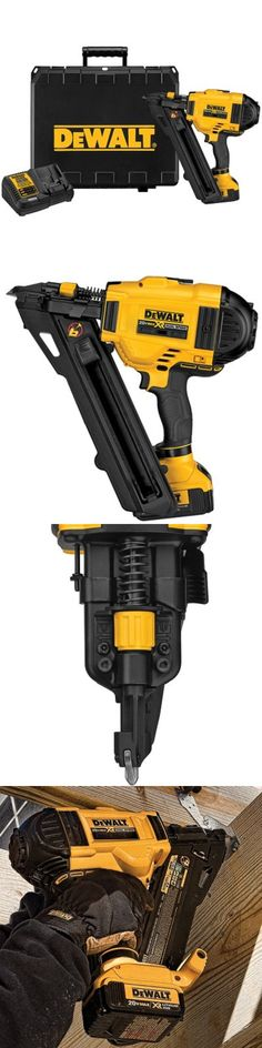 Nail and Staple Guns 122828: Dcn693m1 Dewalt 20V Max* Cordless Metal Connector Nailer -> BUY IT NOW ONLY: $449 on eBay!