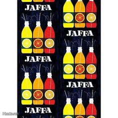Jaffa, fabric from Vallila, Finland. Retro Design, Print Design, Blue Design, Graphic Design, Home Textile, Textile Design, Unique Curtains, Shop Interiors, Marimekko