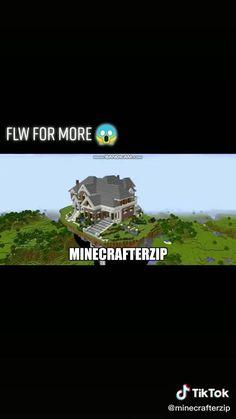 Minecraft House Plans, Minecraft Mansion, Cute Minecraft Houses, Minecraft Funny, Minecraft House Designs, Amazing Minecraft, Minecraft Blueprints, Creeper Minecraft, Minecraft Creations