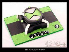 Ben10 Birthday Cake