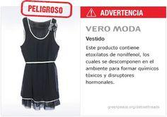 Vero Moda Vestido   #Detox #Fashion