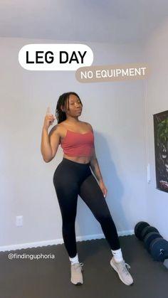 leg workout no equipment