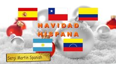 Navidad en diferentes países, España y Latinoamérica. Versión completa. ...