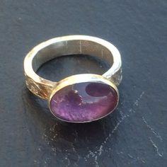 Amethyst Ring - Size 7