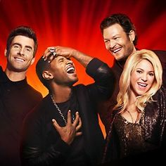 The Voice | NBC | Huge fan from the get-go. Love the judges, the talent, the concept.  So glad this show introduced me to the awesomeness of Blake Shelton.