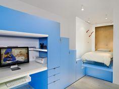 Creative color Ideas oFor Studio Apartment Interior Design to Make Relaxed Sensation