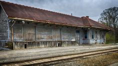 Train Depot — Scenic Traverse Photography