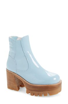 online shopping for Jeffrey Campbell Quavo 2 Platform Bootie (Women) from top store. See new offer for Jeffrey Campbell Quavo 2 Platform Bootie (Women) Grunge Style, Soft Grunge, Galaxy Converse, Tokyo Street Fashion, Doc Martins, Vans Authentic, Grunge Outfits, Crazy Shoes, Me Too Shoes