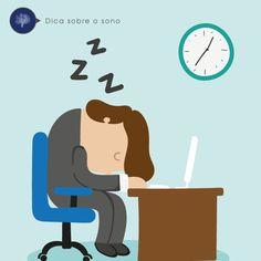 Vamos combinar, aquele soneca após o almoço é uma delícia, não é mesmo? Mas cuidado, sonolência diurna em excesso pode ser o sintoma de algum distúrbio do sono. Ter uma noite tranquila de sono é fundamental para saúde! #VocêSabia #DrLucas