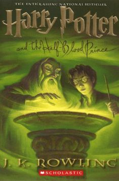 Harry Potter and the Half-Blood Prince Book Review