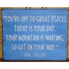 Love this -- Dr Seuss print