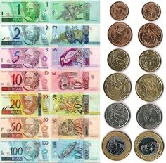 brazil money
