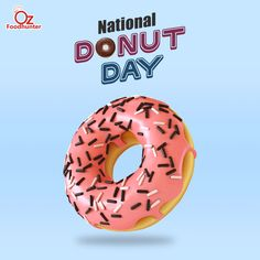 Order delivery and takeaway near you from the best restaurants Dinner and lunch at Ozfoodhunter Coconut Burfi, National Donut Day, Food Banner, Secret To Success, Delicious Food, Donuts, Banners, Foodies, Motivational