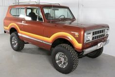 1980 International Scout II For Sale Front
