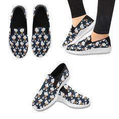 #Popular #Penguin Pattern Orion #Shoes Women
