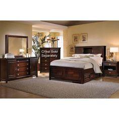 Bedroom Sets Toronto toronto 5-pc bedroom package - value city furniture | master