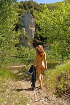 Naturism connecting people with nature