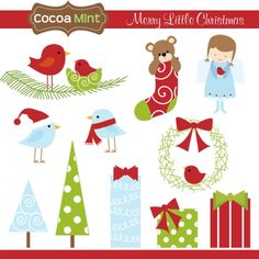 COCOA MINT Merry little