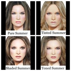 16 tone color system -the 4 summers