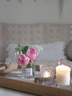 L A N D L I E B E-Cottage-Garden: Wohnzimmer