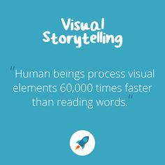 Visual Storytelling #DESIGN #TRENDS #2016