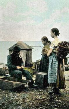 Our lovely town has a long history of fishing. http://www.belhavenfruitfarm.co.uk/the-store.aspx