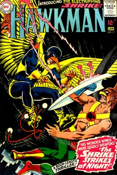 Hawkman #11 (1965)