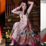 Asim Jofa Luxury Lawn Collection 2017 Summer Dresses | BestStylo.com