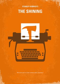 The Shining - Minimalist Movie Poster