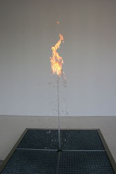 Water Flame - Jeppe Hein
