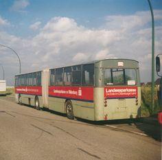 Büssing Präsident Emmelmann Gelenkbus Bj. 1968