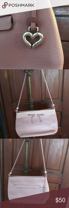 I just added this listing on Poshmark: Brighton pink shoulder purse. #shopmycloset #poshmark #fashion #shopping #style #forsale #Brighton #Handbags