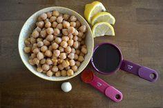 5-Ingredient Hummus in 5 Minutes