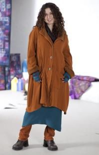 Adjunct Coat Unprinted WAS $228 NOW - Color Jazz