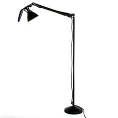 Fortebraccio Floor Lamp Black now featured on Fab.