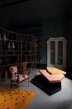 """The secret of genius is...never losing your enthusiasm"" - ALDOUS HUXLEY - (Style & Design by Dimore Studio: Emiliano Salci & Britt Moran)"