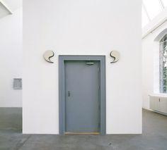 Richard Artschwager, JANUS III (ELEVATOR), 1983