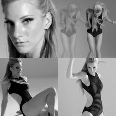 Heather Morris She's sexy and she knows it. Heather Elizabeth Morris, Heather Morris, Professional Dancers, Just Dance, Famous Faces, Glee, Girl Crushes, Role Models, Beautiful People