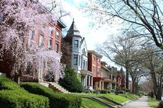 The largest collection of Victorian homes in the United States is located in the 'Old Louisville' neighborhood of Louisville, Kentucky Uploaded by user