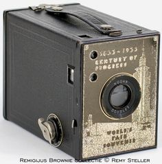 Kodak Brownie Box Camera's