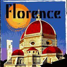 Mimari eserleriyle bilinen Floransa, keşfedilmeye değer! #Maximiles #İtalya #Italy #Florence #Floransa #ArtDeco #vintage #poster #travel #city #postcard #holiday #vacation #seyahat #tatil #şehir #kartpostal #gezi #architectural #historical #mimari #tarihi #ÖzgürceUç #DünyaSizin #OnuİyiKullanın #ŞehirPosterleri Taj Mahal, Art Deco, Instagram Posts, Poster, Travel, Viajes, Destinations, Traveling, Posters