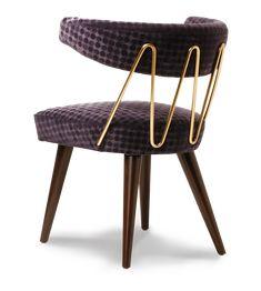Interior design | decoration | home decor | chair | William Haines