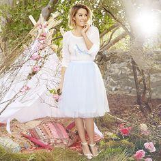 Cinderella Inspiration | LC by Lauren Conrad | Kohl's | Monogrammed Magnolias