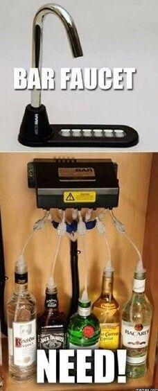 Ultimate mini-bar