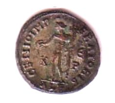 Roman Coin GALERIUS  AD305-AD311  Ref D51 Very good detail on both sides. Offer half price today only