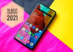 Top 10 Free Android Launchers In 2021 || Best 10 Launcher For Android In January 2021 - AndroBliz UK Brand Identity Design, Brand Design, Free Android, Android Apps, Top List, Latest Android, Tech Updates, Top Deals, Products