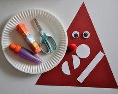 Manualidades navideñas para niños con materiales reciclables